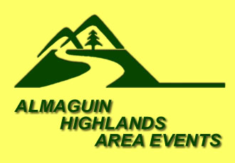 Almaguin Highlands Area Events